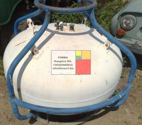 1 m3-es UFO PB. gáztartály - több db